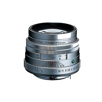 宾得FA 77mm f/1.8 Limited(三公主之一) 不分版本