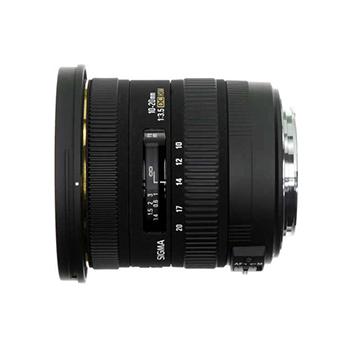 适马10-20mm f/3.5 EX DC HSM 不分版本
