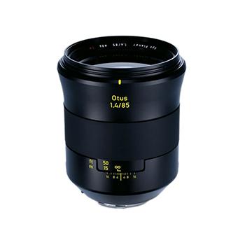 卡尔·蔡司Otus 85mm f/1.4手动镜头 不分版本