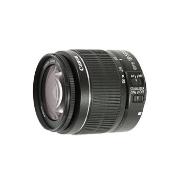 佳能EF-S 18-55mm f/3.5-5.6 IS 不分版本