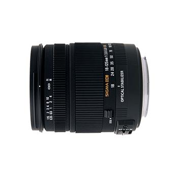 适马18-125mm f/3.8-5.6 DC OS HSM(佳能卡口) 不分版本