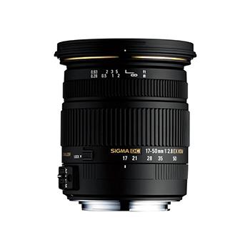 适马17-50mm f/2.8 EX DC OS HSM 不分版本