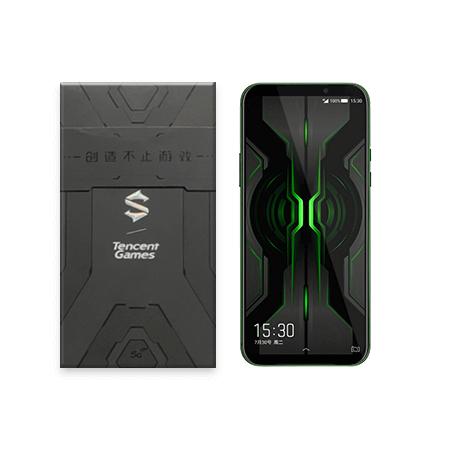 全新机黑鲨游戏手机2 Pro 大陆国行 12G+512G