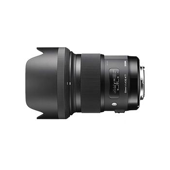 适马50mm f/1.4 EX DG HSM(佳能卡口 不分版本