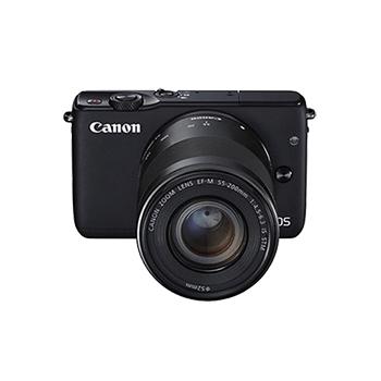 佳能 EOS M10双镜头套机(15-45mm,55-200mm) 不分版本