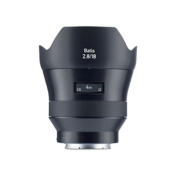 卡尔·蔡司Batis 18mm f/2.8 不分版本
