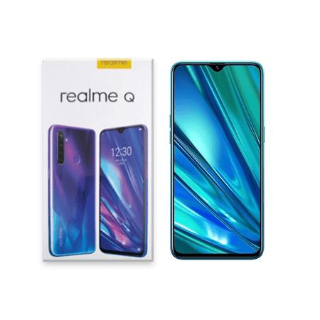 全新机realme Q 白色 8G+128G
