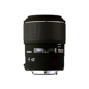 适马MACRO 105mm f/2.8 EX DG(尼康卡口) 不分版本
