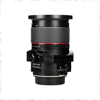 三阳 T-S 24mm f/3.5 ED AS UMC 不分版本