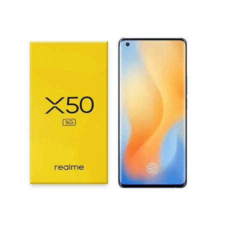 全新机realme X50(5G版) 12G+256G