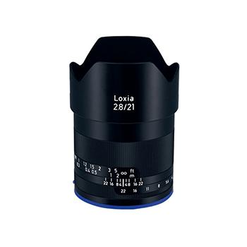 卡尔·蔡司Loxia FE 21mm f/2.8 Distagon 不分版本